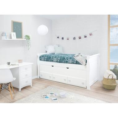 Dormitorio Juvenil Compacto Góndola
