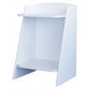 Mesita Blanca (48 x 33 x 30 )