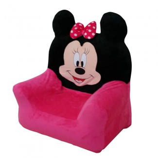 Butaca hinchable Minnie Disney