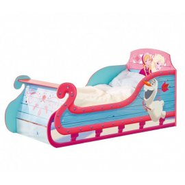 Frozen Sled Bed