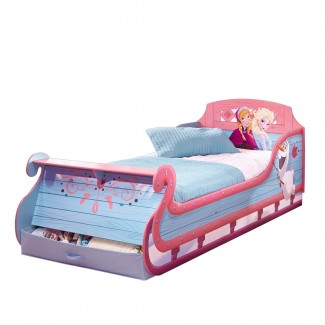Frozen Sled Bed (90 x 190 cm)