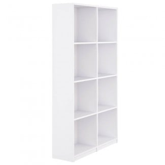 Children's double bookcase