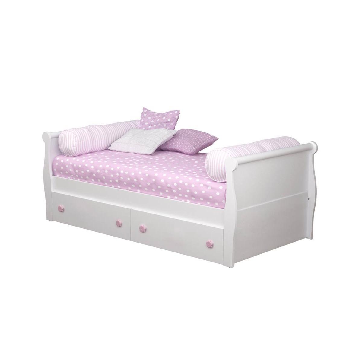 cama infantil gondola con cajones env o 24h gratis