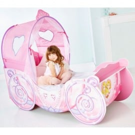 Princesses Carriage Bed