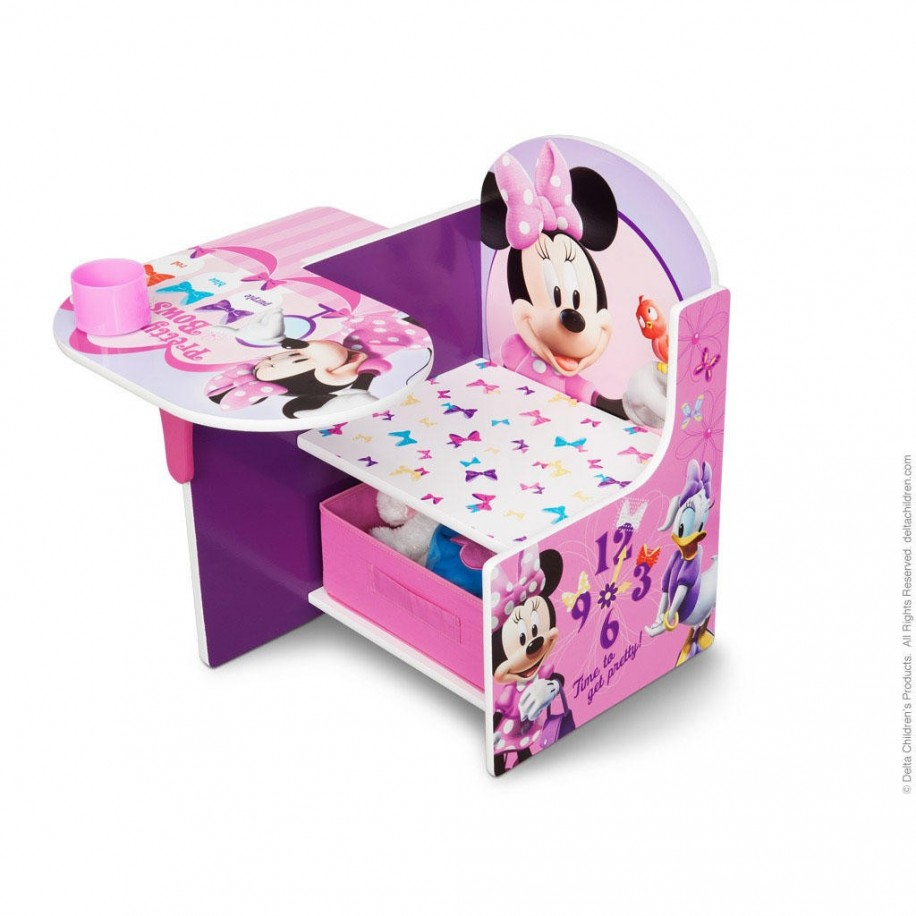 Pupitre infantil Minnie Mouse
