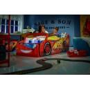 Cama infantil Coche Cars con luz