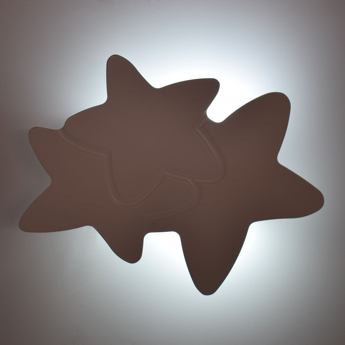 Lampara de pared infantil estrellas env o 24h gratis for Lamparas pared infantiles
