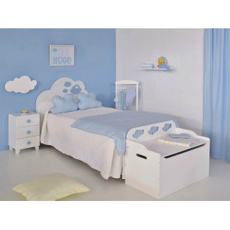 Children's Bedroom Clouds