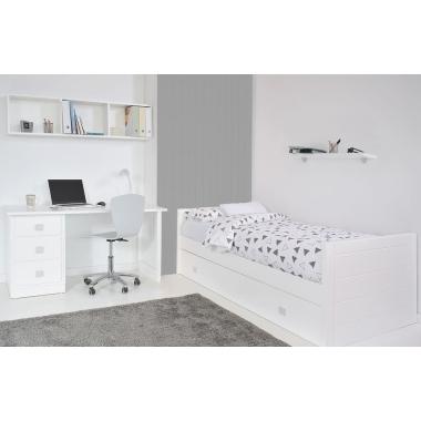 Dormitorio juvenil Nido Lineal