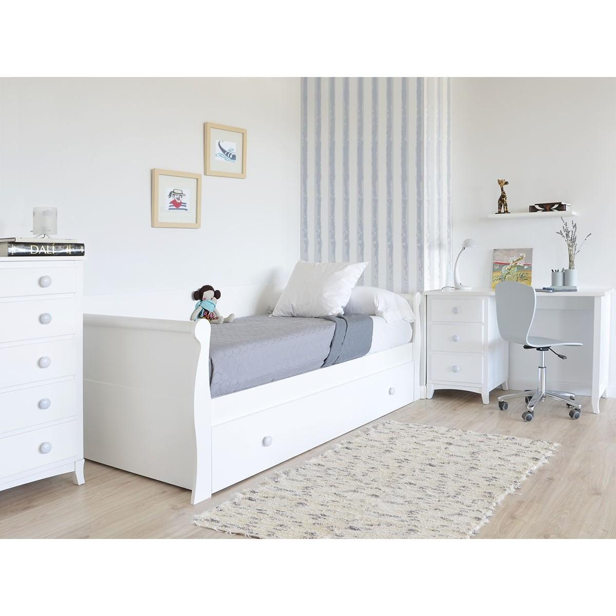 Dormitorio juvenil nido gondola for Dormitorios infantiles y juveniles