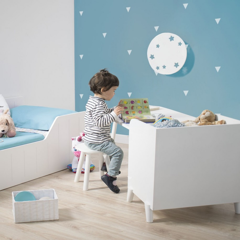 Lampara de pared infantil Luna