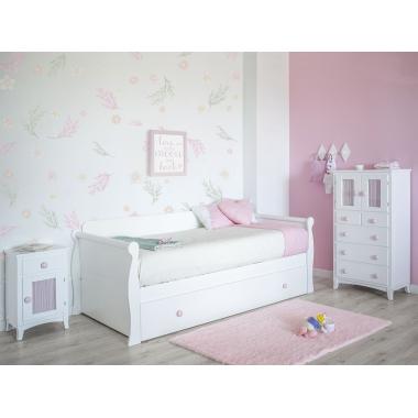 Dormitorio infantil Gondola Cama nido