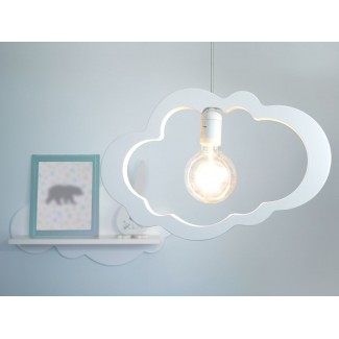 Lámpara colgante infantil Nube