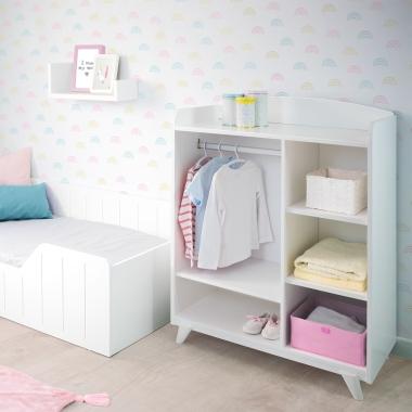 Armario infantil Montessori