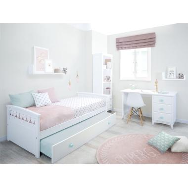 Habitación infantil Corazones II