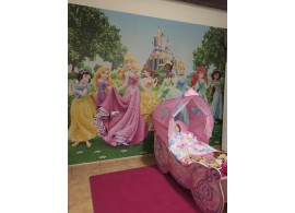 Cama carroza Princesas Disney