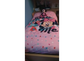 Funda nordica Minnie Mouse 190 x 90 cm