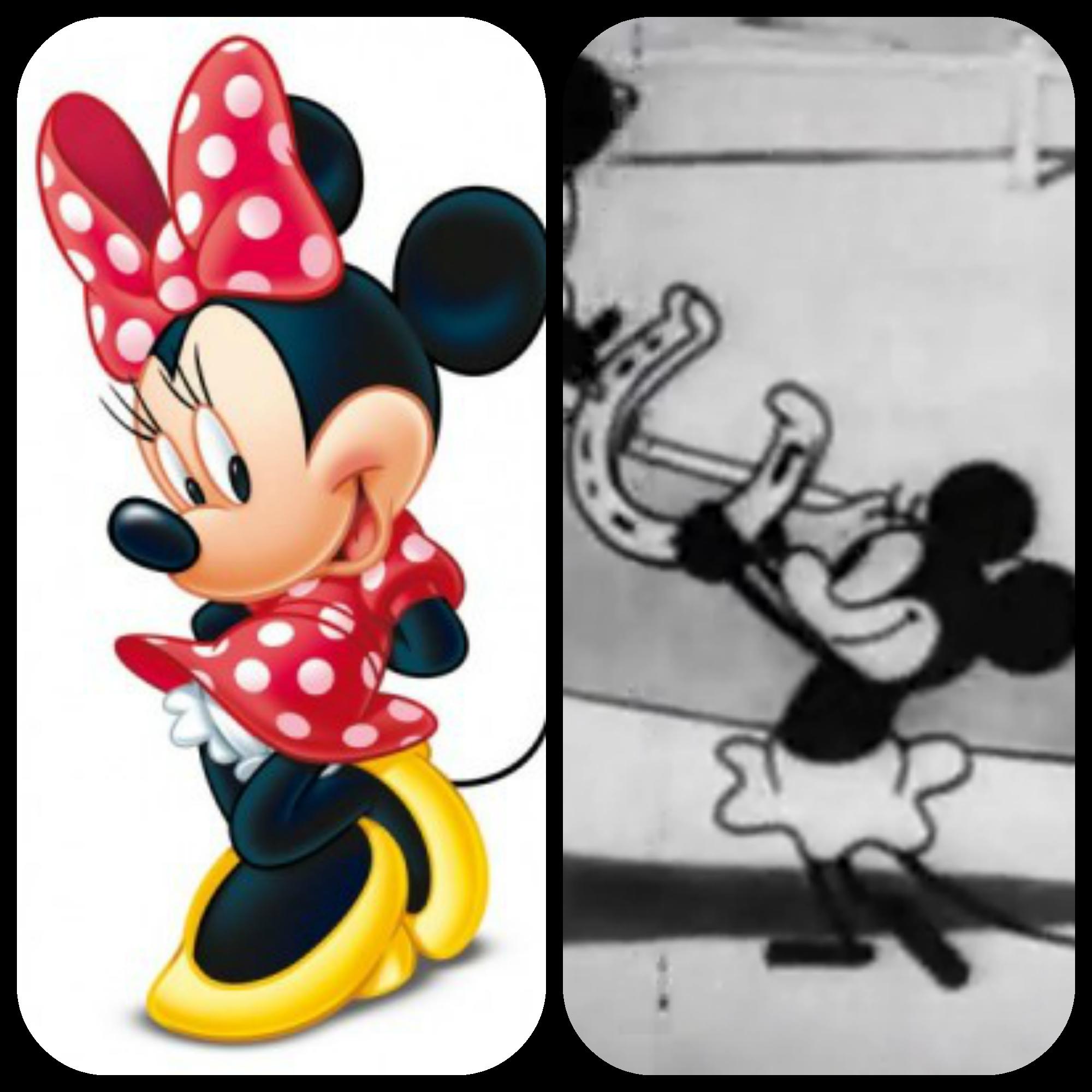 Historia de nuestros personajes conoce un poco m s a la famosa minnie mouse disney bainba blog - Le blog de mimi ...