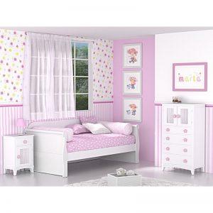 Dormitorio infantil Gondola