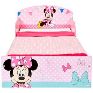 Cama para niñas Minnie Mouse