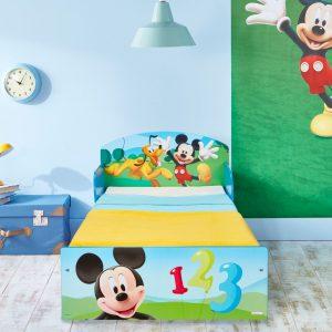 Cama para niños Mickey Mouse