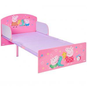 Cama de madera Peppa Pig