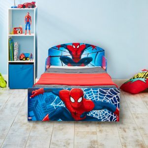 Cama para niños Spiderman