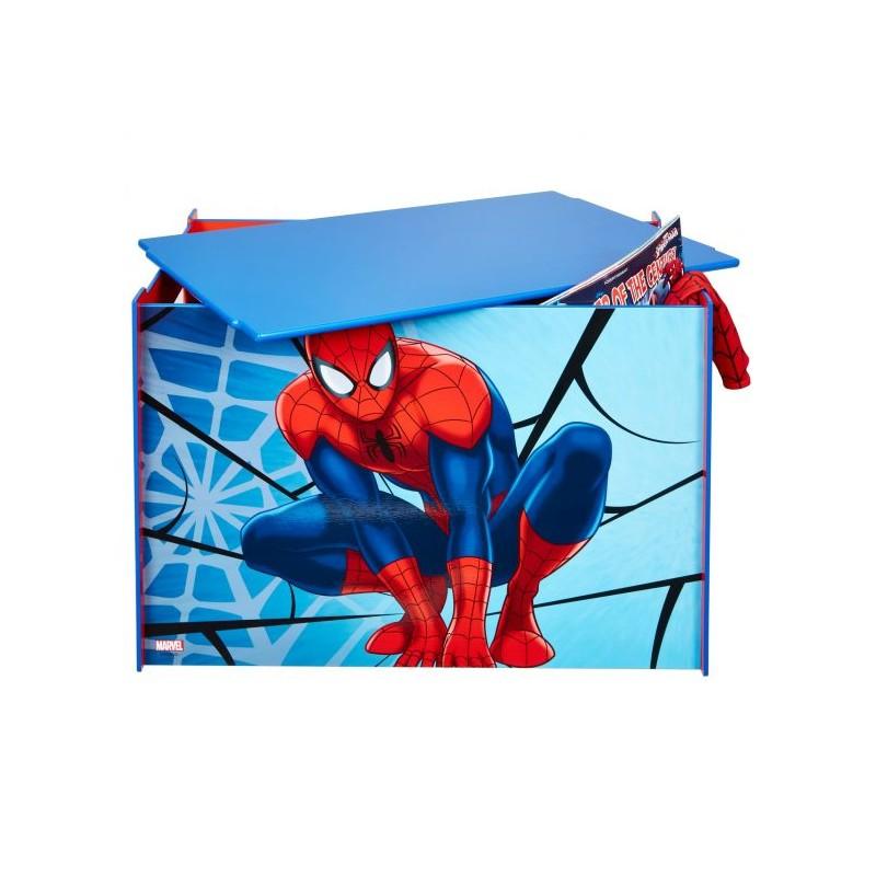Baúl infantil Spiderman