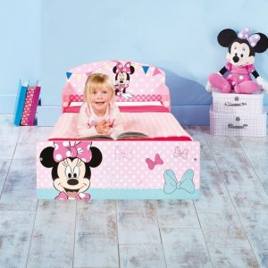 Cama infantil minnie mouse eco 140 x 70 cm