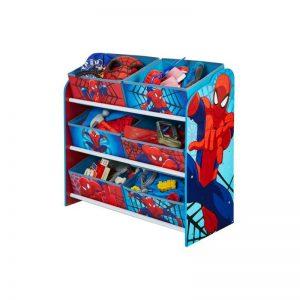 Juguetero infantil Spiderman