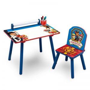 Mesa escritorio infantil Patrulla Canina
