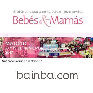 Feria Bebés&Mamás de Madrid
