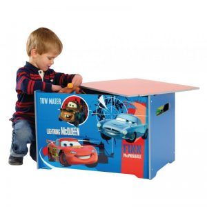 Baúl infantil Cars Disney (azul)