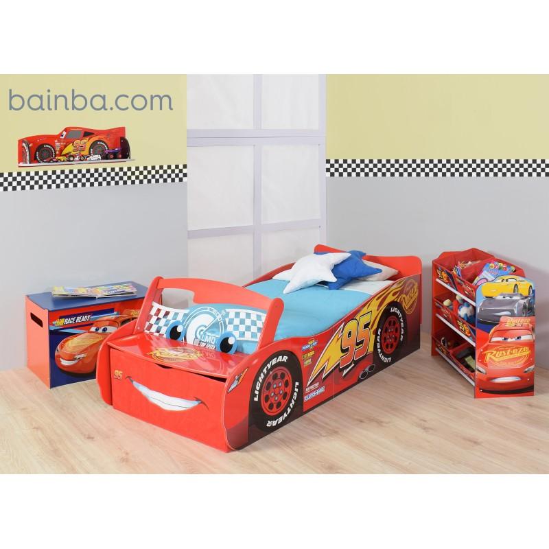 Habitación infantil Cars Disney