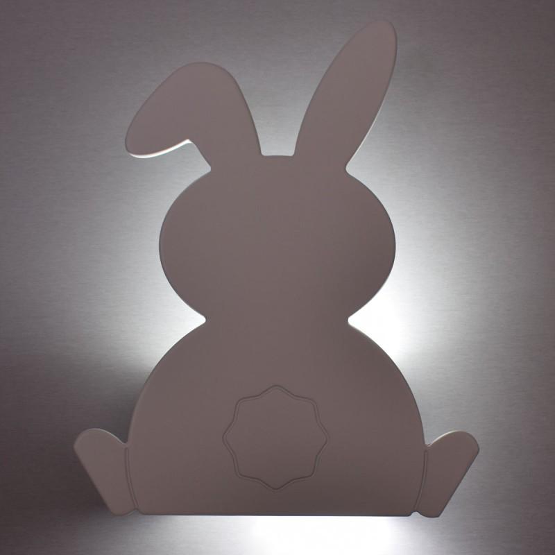 Lámpara de pared infantil quitamiedos Conejo