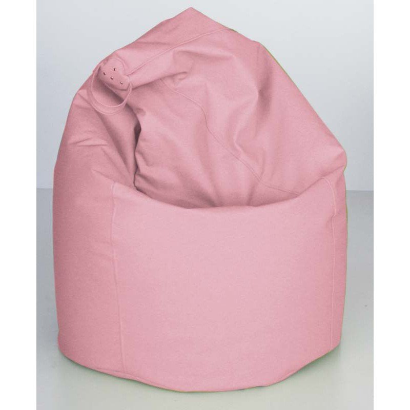 Pufs infantiles rosa
