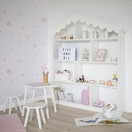Estantería infantil casita Bainba