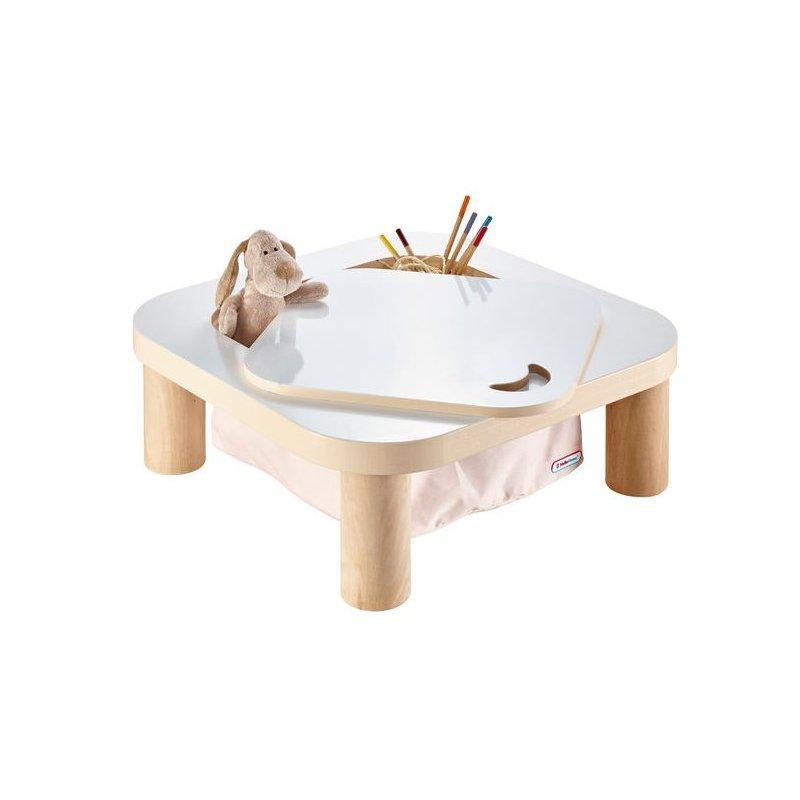 Mesa de juegos Montessori