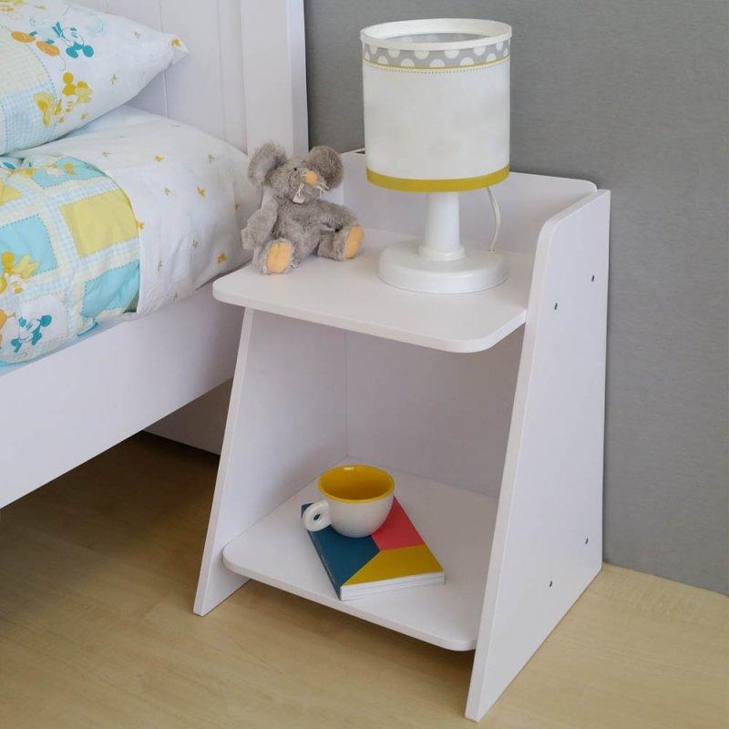 Ideas para decorar la habitaci n de un ni o bainba blog - Mesitas de noche recicladas ...
