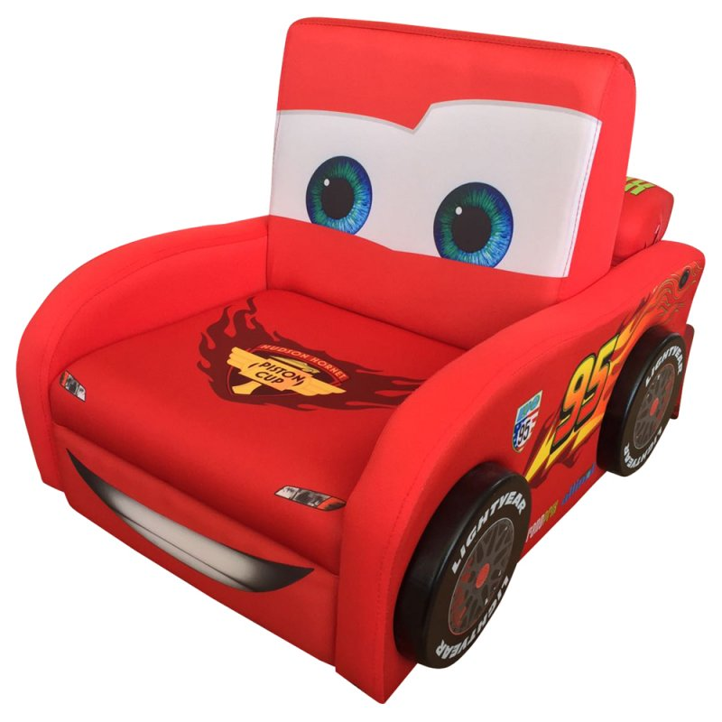 Sillón infantil coche Cars Disney