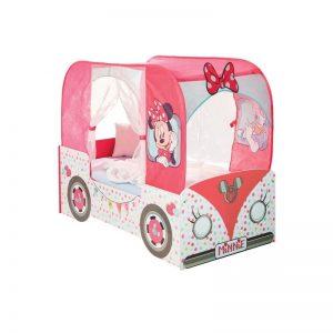 Cama coche Minnie Mouse de Bainba