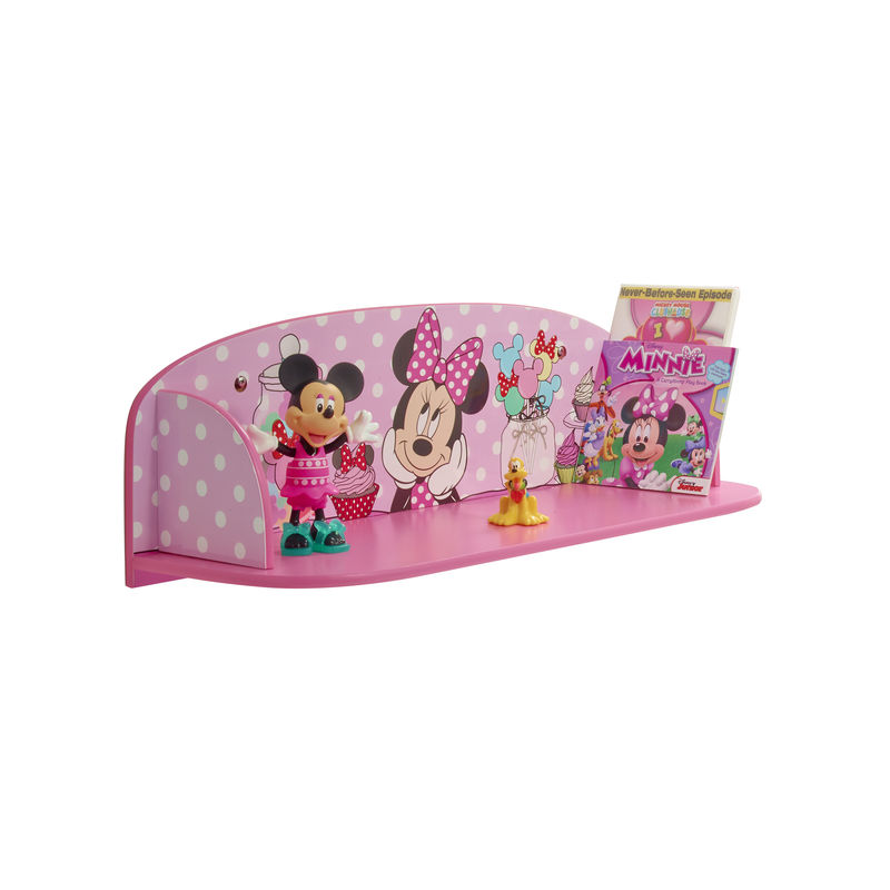 Estante infantil Minnie Mouse