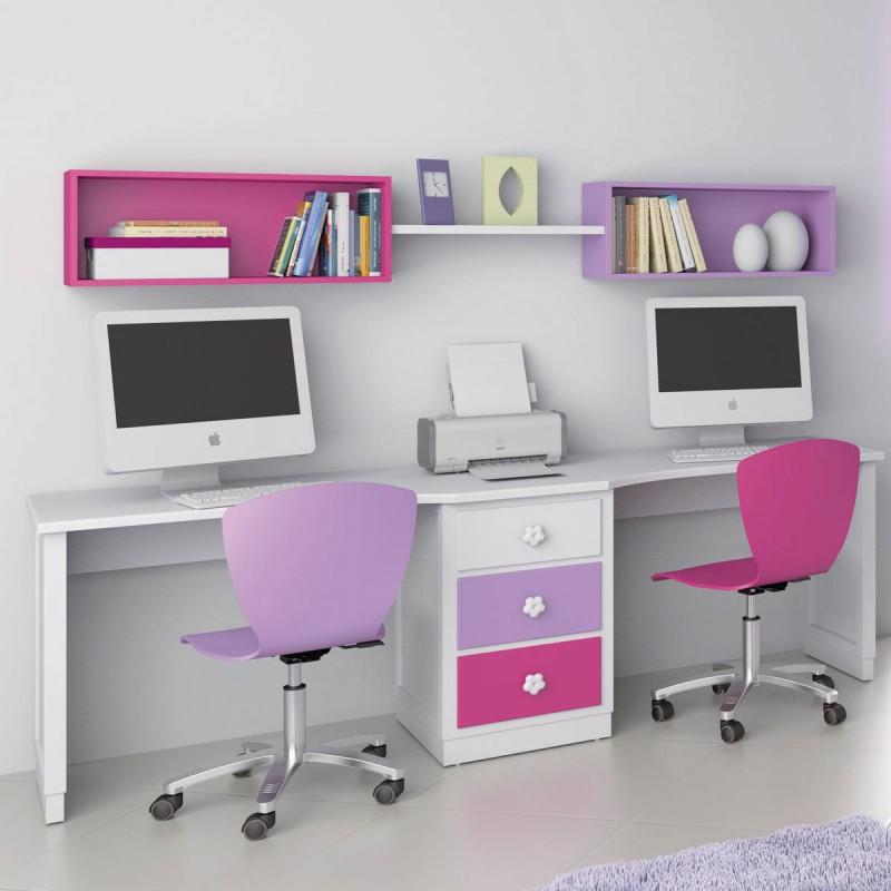 Mesa de escritorio a medida