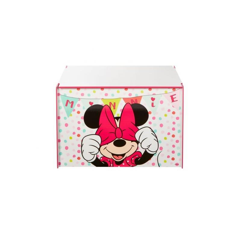 Baúl organizador de Minnie Mouse de Disney