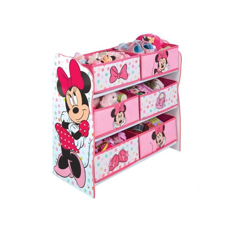 Juguetero Minnie Mouse Disney