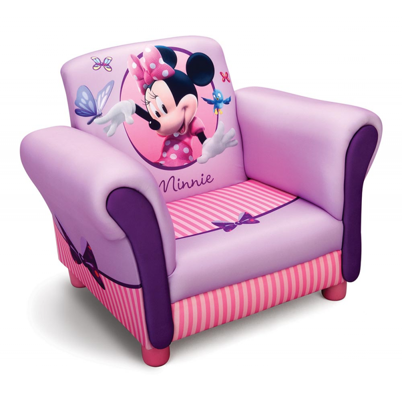 Sillón infantil Minnie Mouse