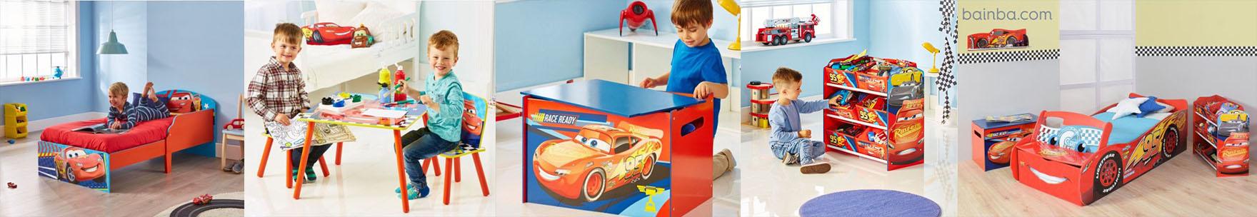 Mobiliario infantil Cars Bainba