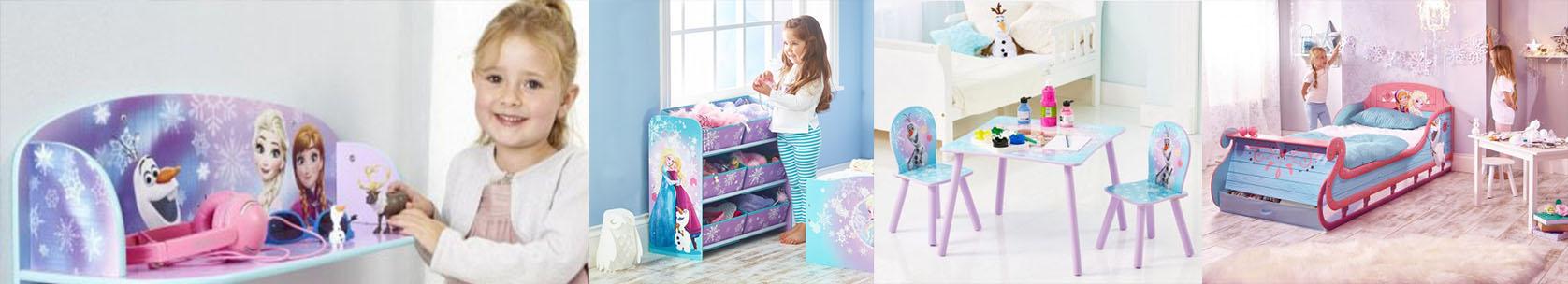 Mobiliario infantil Frozen Bainba.