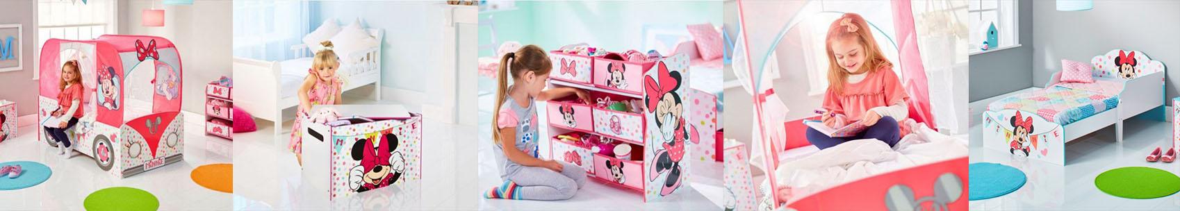 Mobiliario infantil Minnie Mouse Bainba