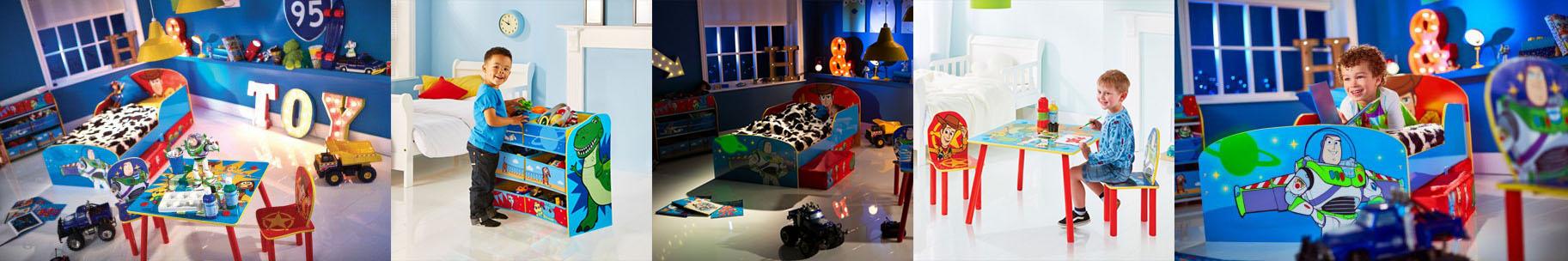Mobiliario infantil Toy Story Bainba.